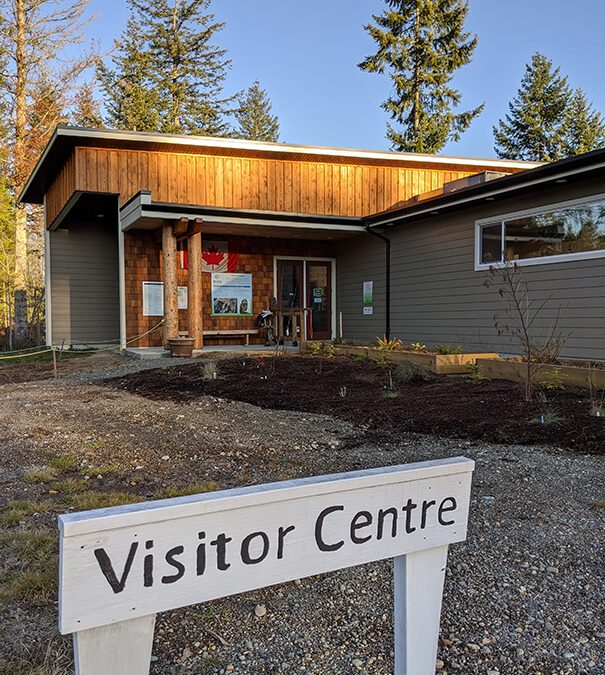 Visitor Centre Update: March 20, 2021